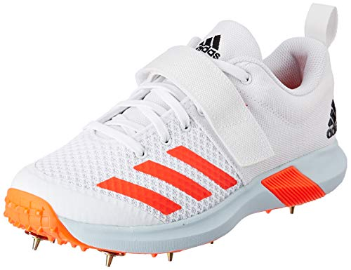adidas Vector Cricket Spikes - SS20-10 White