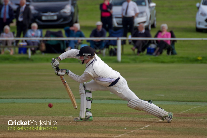 forward defence in cricket