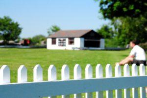club cricket pavilion