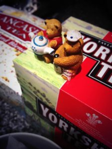 Yorkshire Tea and Lancashire Tea involved in a county tea review