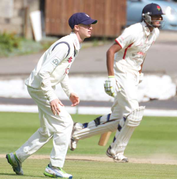 Jonathan Tattersall, Yorkshire County Cricket Club allrounder