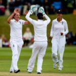 Kate Cross wicket