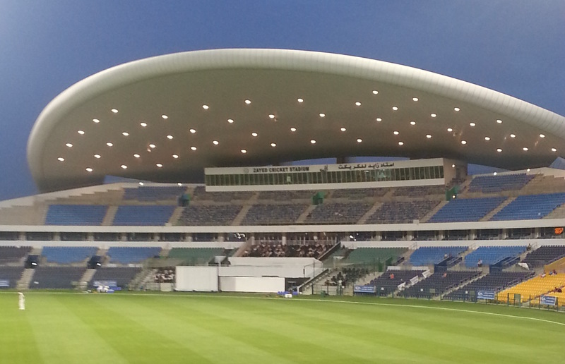 zayed stadium
