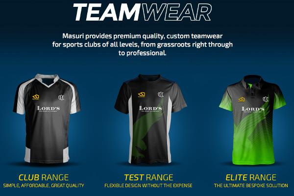 masuri teamwear