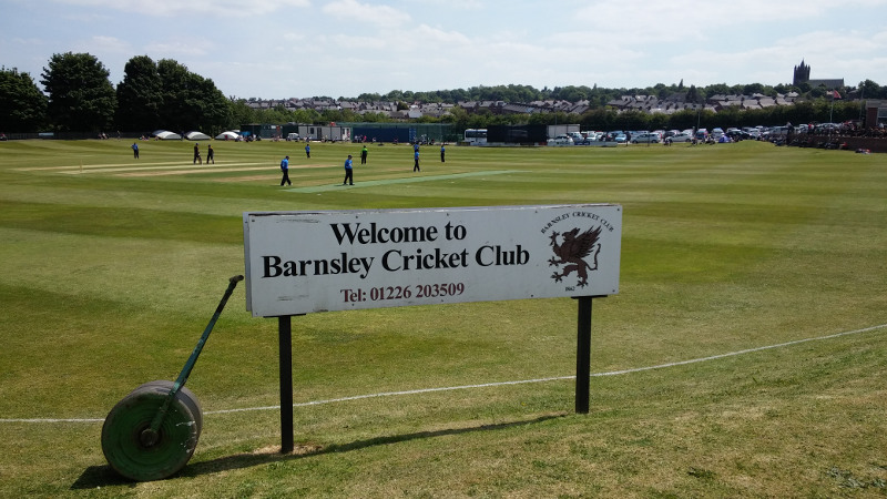 barnsley cricket club