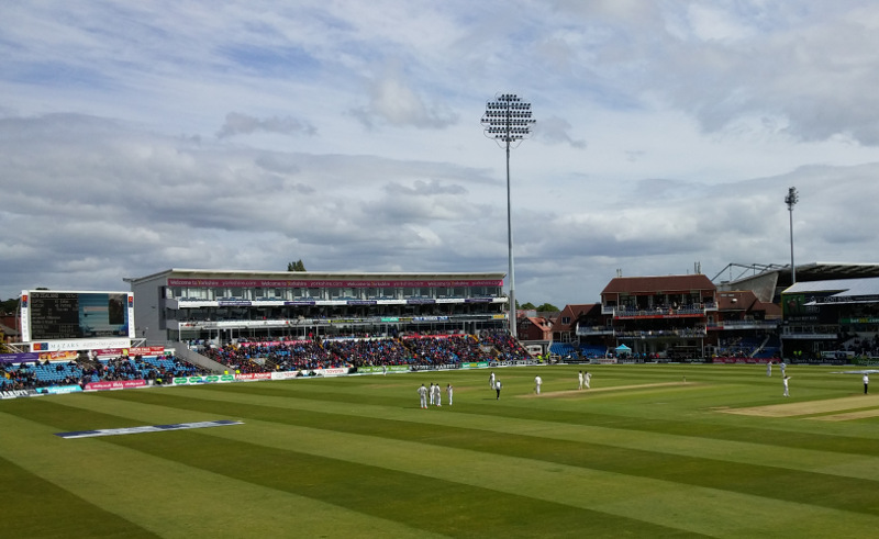 headingley test match