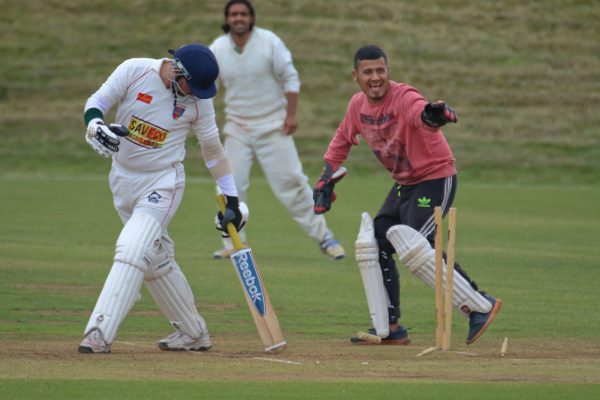 cricket stumping