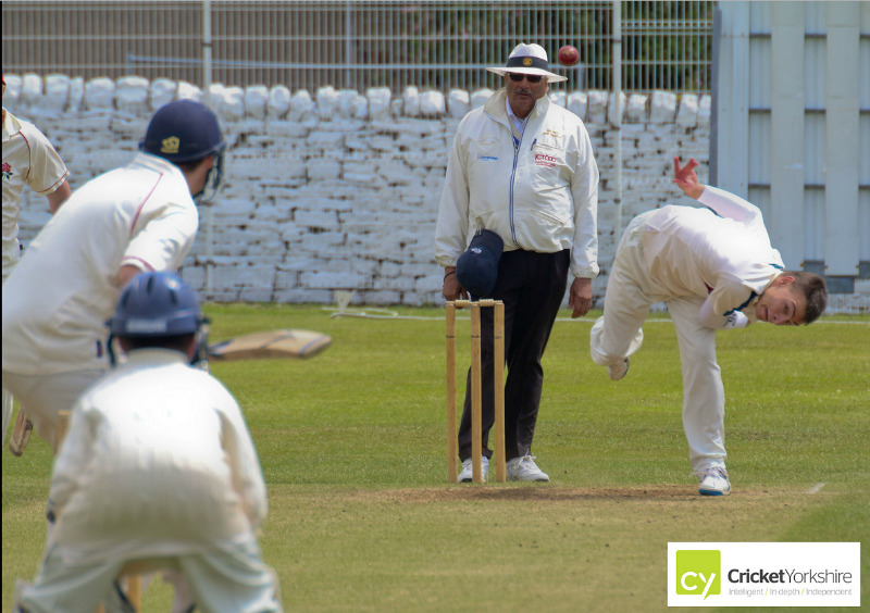 william baxter bowls at undercliffe cricket club