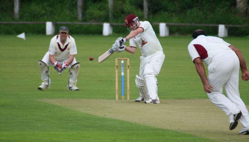 skipton cricket club bowling