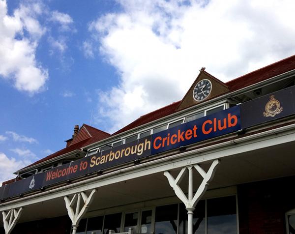 scarborough cricket club pavilion