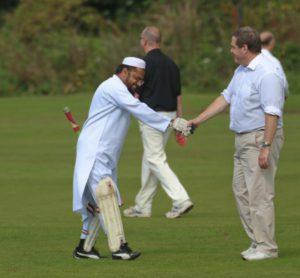 vicars and imams play cricket