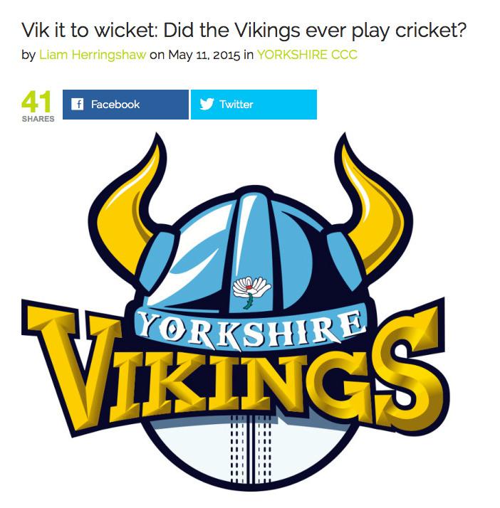 yorkshire vikings