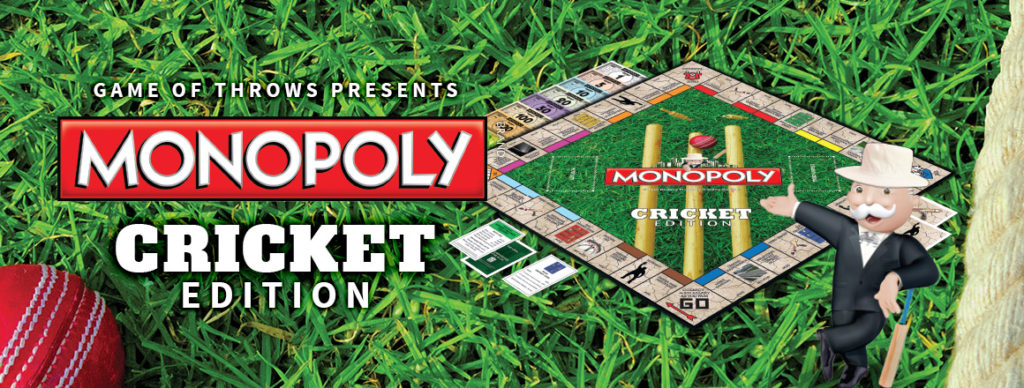 Cricket Monopoly