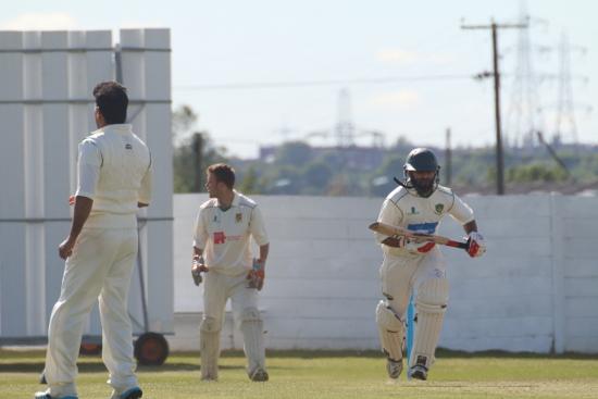 running between wickets