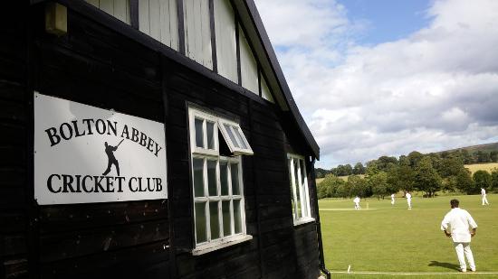 bolton abbey cricket club