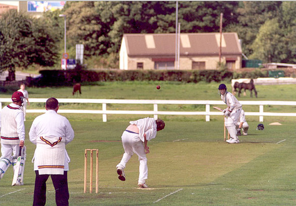 clayton west cricket