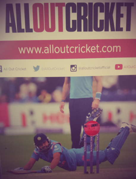 All Out Cricket