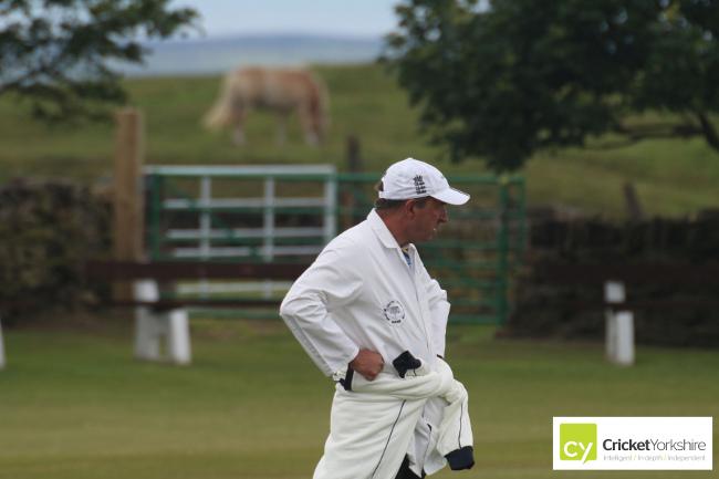 yorkshire cricket umpire