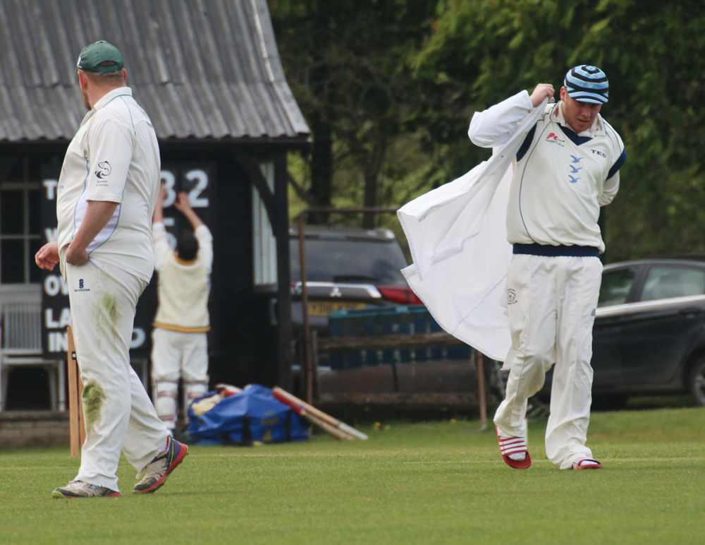 cricket umpire change