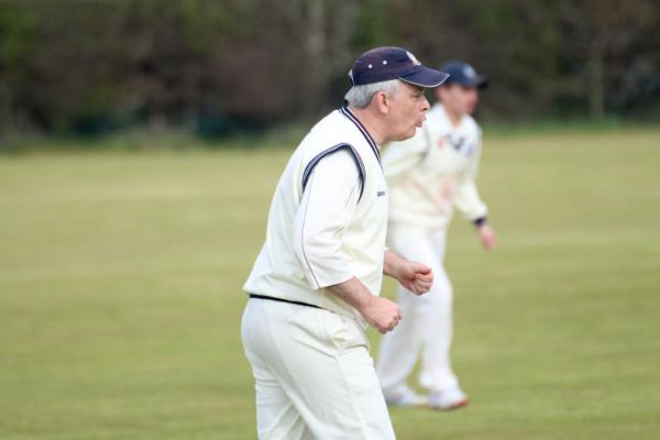 Knaresborough Cricket Club captain