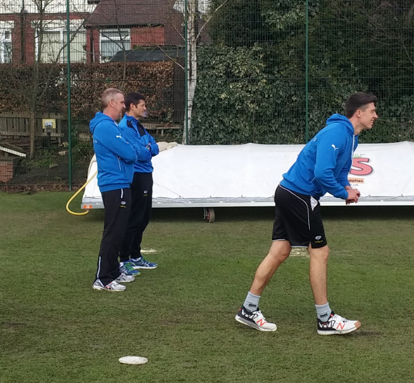 Yorkshire CCC coaches