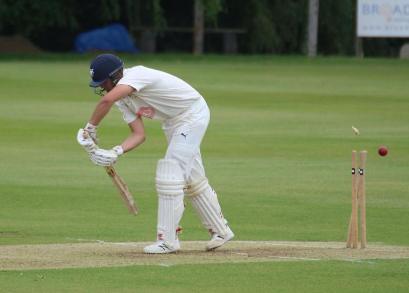 batsman bowled
