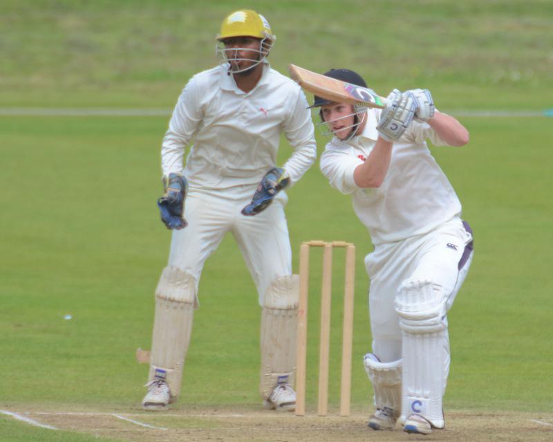 club cricketer