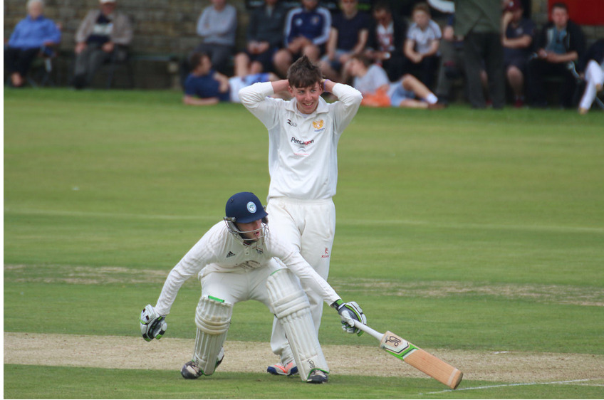 bowler despair in Sykes Cup