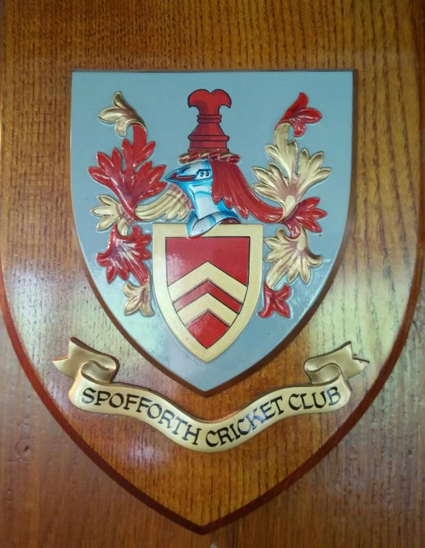 spofforth cricket club shield