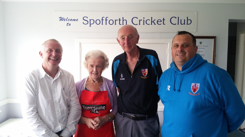 spofforth cricket club committee