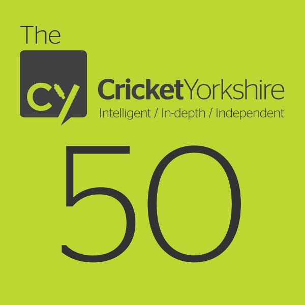 Cricket Yorkshire 50