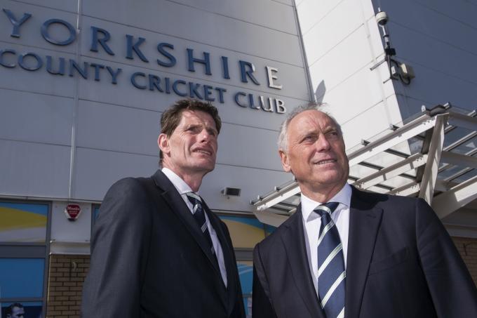 Steve denison Yorkshire CCC
