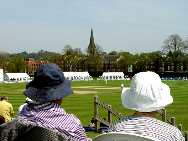 county cricket fans