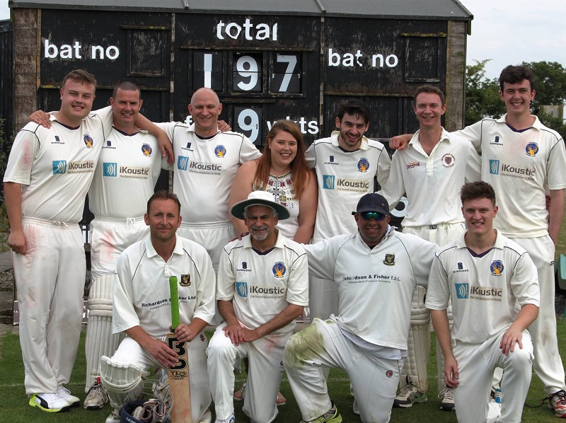 sicklinghall cricket