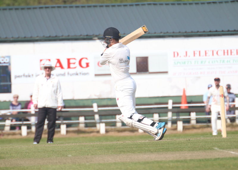 bradford & bingley cricket
