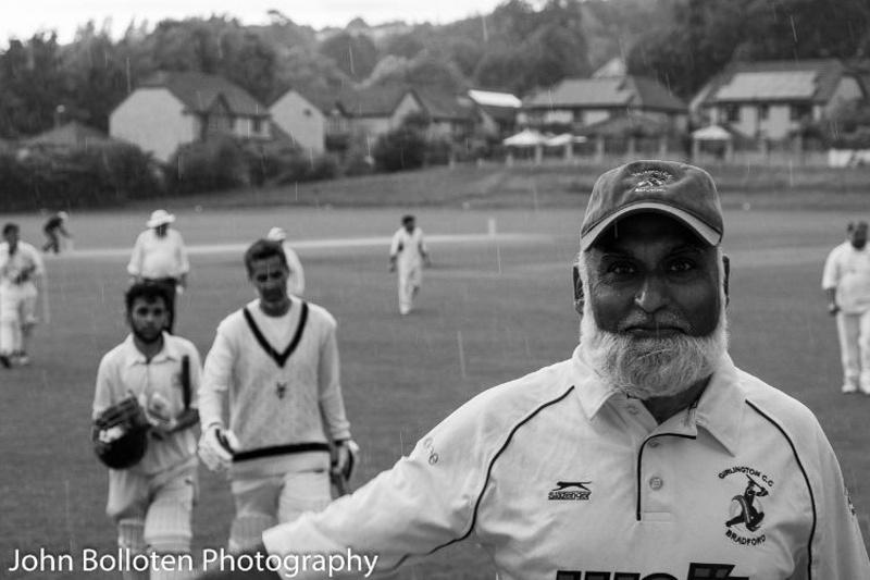 cricket in the rain