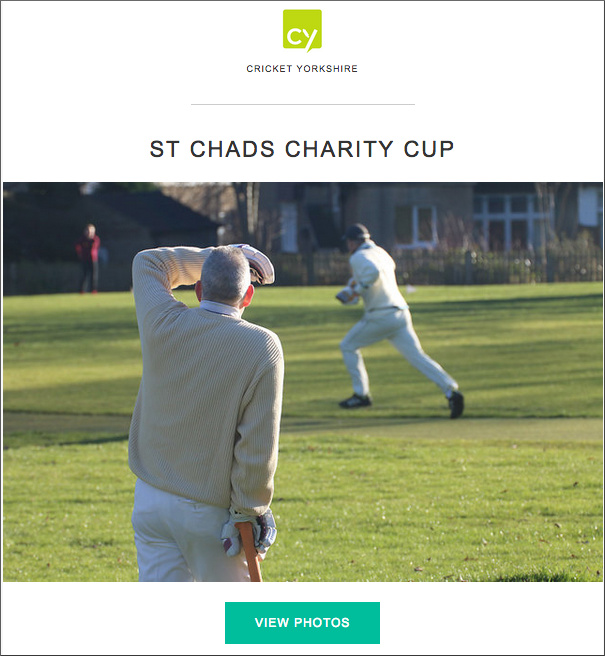 St chads charity cup