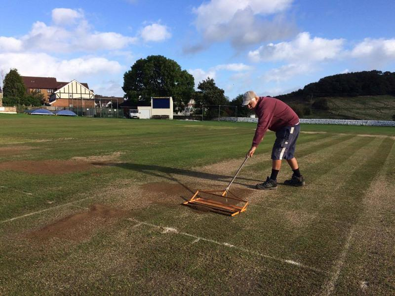 kirkstall educational cc groundsman