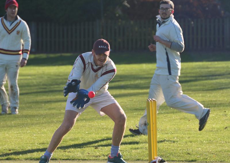 wicketkeeper