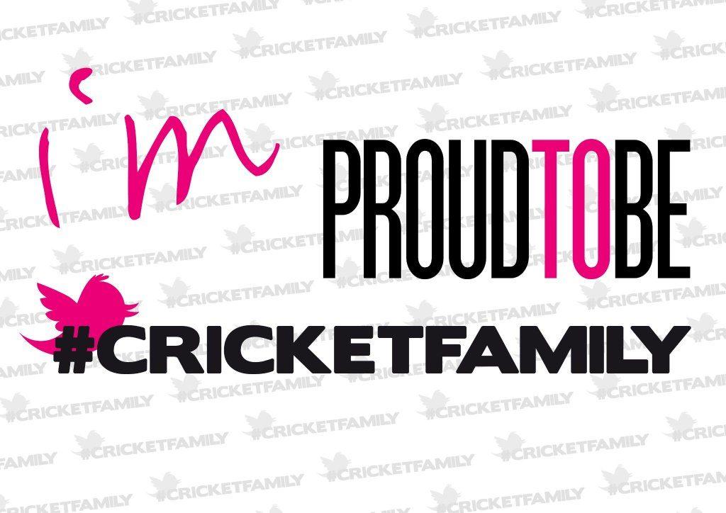 #cricketfamily