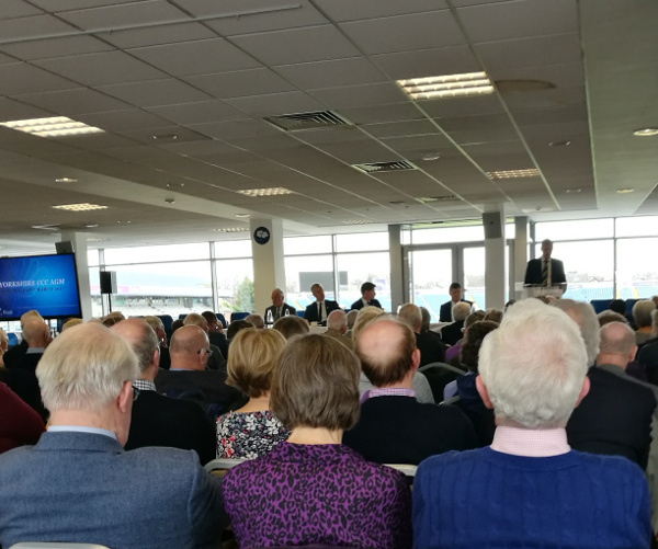 Yorkshire CCC AGM