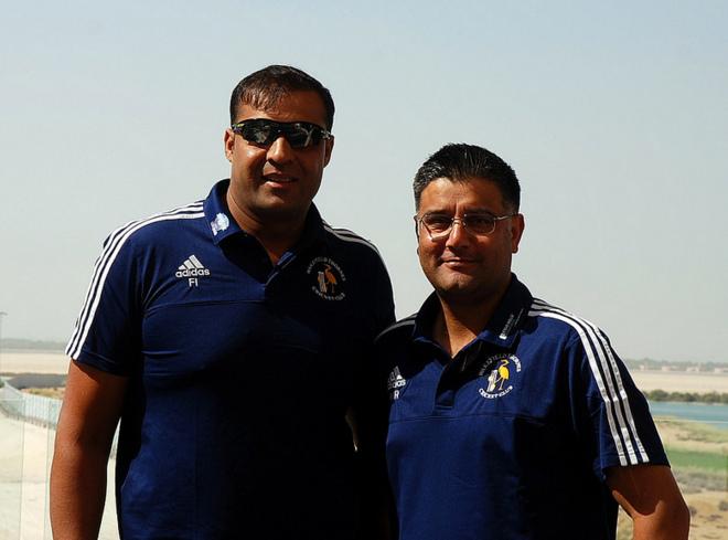 Wakefield Thornes Faisal Irfan and Mahmood Rasool