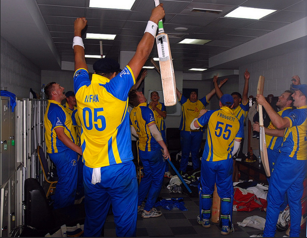Wakefield Thornes Cricket Club