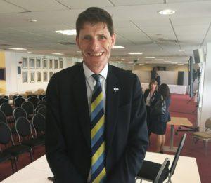 steve denison Yorkshire CCC Chairman
