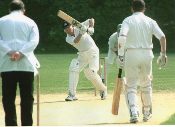 mel neary B3 cricket winner
