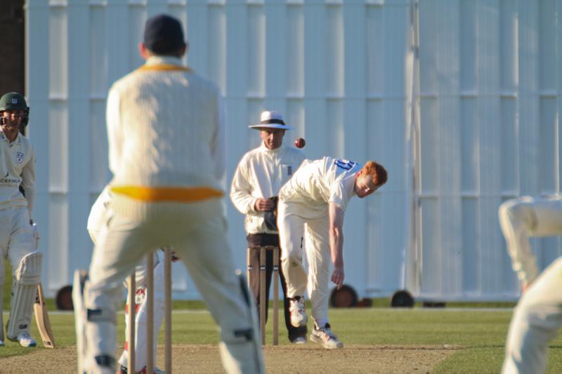 fast bowling by leeds bradford mccu