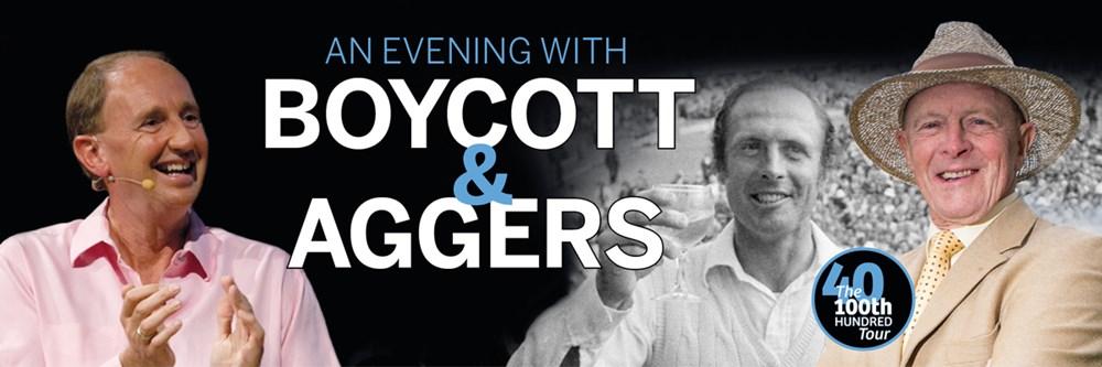 boycott aggers