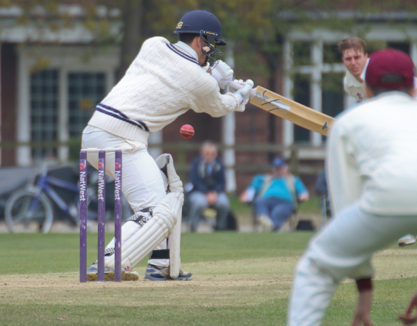 beaten for pace at York Cricket Club