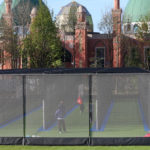 Bradford Park Avenue cricket net facilities