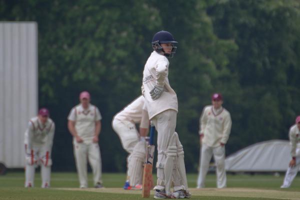 Finlay Bean of York Cricket Club